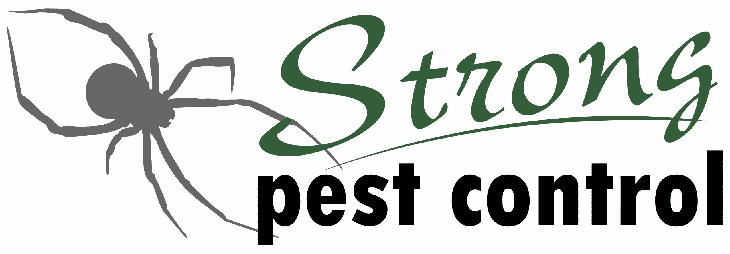 Strong Pest Control Windsor Logo